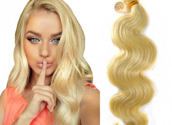 Brazilian Virgin Hair #613 Body Wave